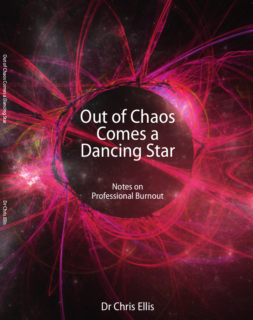 Out of Chaos Comes a Dancing Star Front
